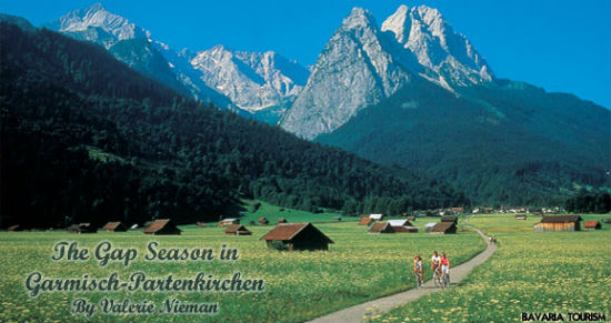 "Known as the ""Aspen of Germany,"" Garmisch-Partenkirchen has stunning hikes waiting for visitors."