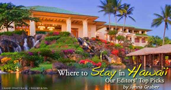 Where to Stay in Hawaii: Our Editors' Top Picks