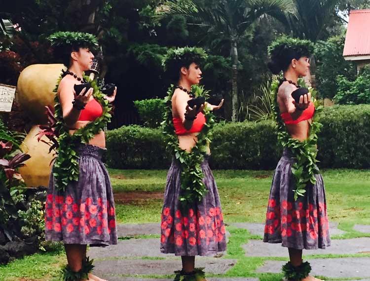 A Traditional Hawaiian Islands Luau Kalamaku