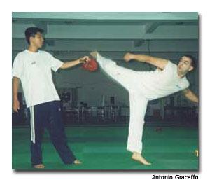 Kung Fu in Taiwan