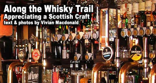 Scotland is a whisky lover's paradise.