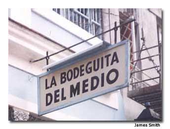 La Bodeguita in Cuba