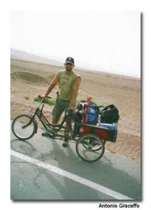 Through China by rickshaw