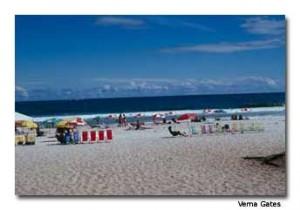 Beaches in Rio de Janiero