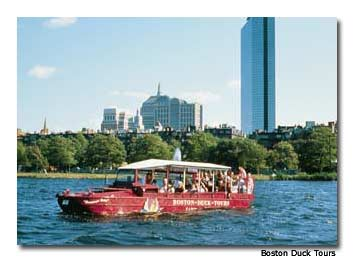 Boston Duckboat Tours