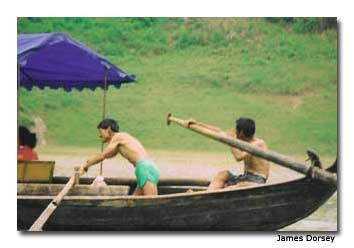 The Shennong River is a green jewel that flows into China's Yangtze River. It is the ancestral home of a proud people whose way of life will soon vanish.