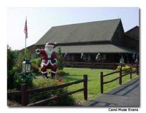 Santa Clause, Indiana