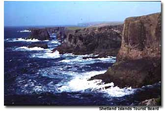 On the northernmost tip of Scotland lies a rugged group of islands where life slows down.