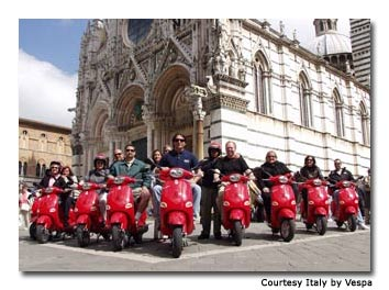 Italy by Vespa: Tuscany Adventure