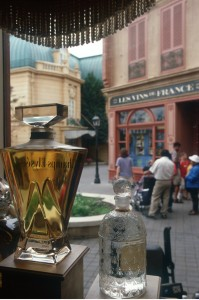 Shopping in France at Epcot