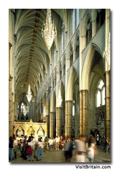 """The Da Vinci Code states that the Abbey operates metal detectors for security. """"Not true,"""" says the Abbey."""