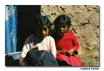 """La Paz, which translates as """"The Peace,"""" seems an odd name for a city whose locals recount stories of poverty and scandal."""