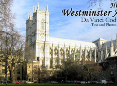 The Da Vinci Code is both blessing and curse to the staff and leadership of London's Westminster Abbey.