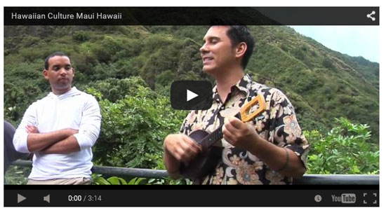 Video on travel in Maui