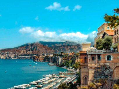 Capri, Italy's spectacular views
