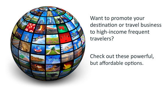 Travel Advertising, Tourism and Destination Marketing with Go World Travel Magazine