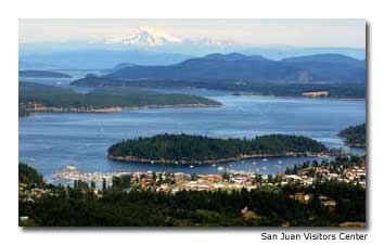There are 172 named islands in the San Juan archipelago, between Canada and Washington state.