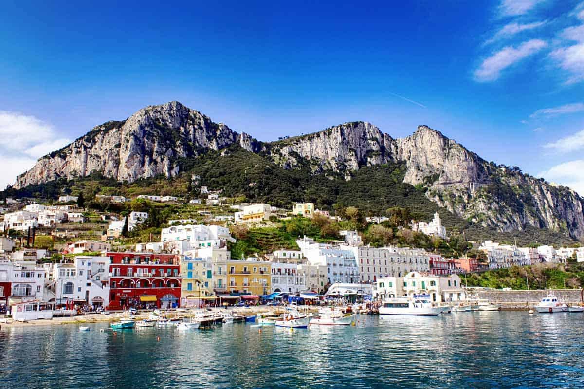 Capri, Italy: Capricious Beauty