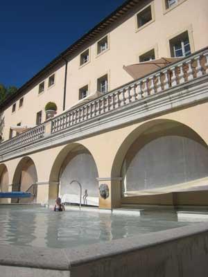 Terme di Stigliano in Canale Monterano