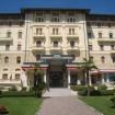Grand Hotel Palazzo della Fonte in Fiuggi. Photo by Gina Kremer