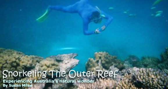 Snorkeling The Outer Reef: Australia's Natural Wonder