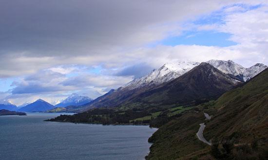 New Zealand's diverse landscape. Photo by Rick DuVal