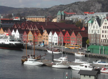 Travel in Bergen Norway