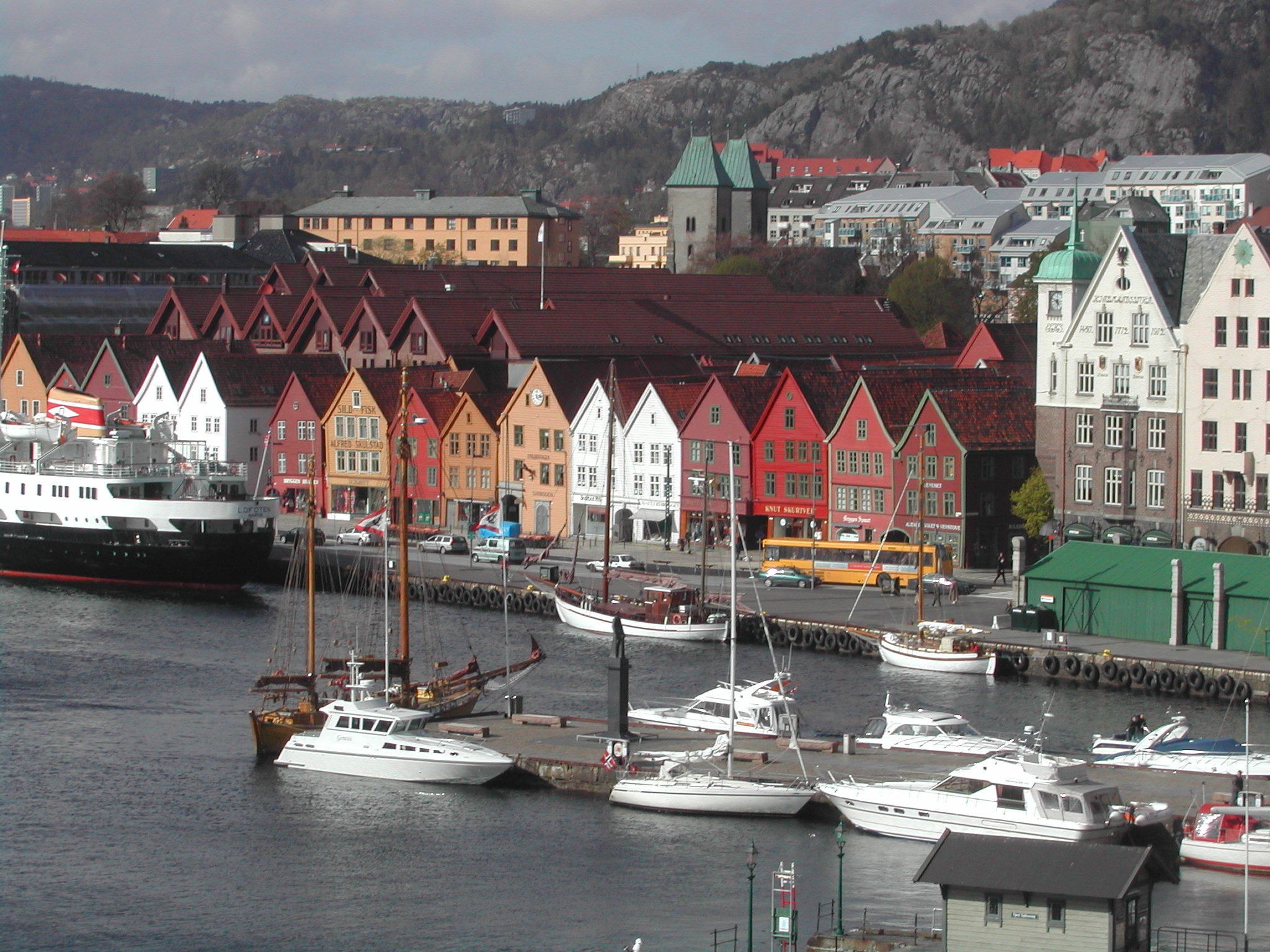 Travel in Bergen Norway