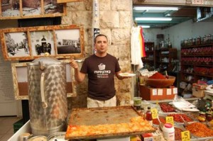 Guide to Eating Street Food in Israel