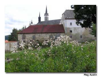 Beautiful sights and old monasteries can be seen when exploring this region.
