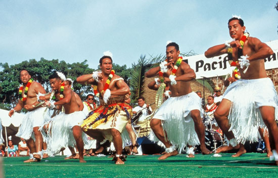 World Event Spotlight: Pacific Islander Festival