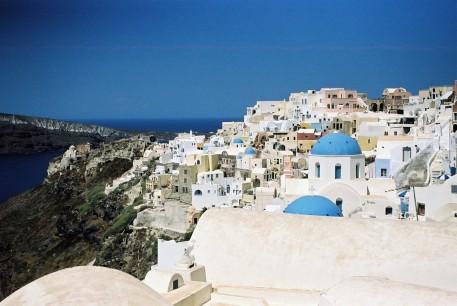 Mediterranean Sea Village