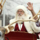 Always The Second Saturday Of December, The Santa Claus Christmas Parade Is A Favorite Among Many. Photo