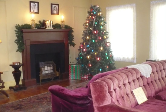 It's always Christmas at A Christmas Story House and Museum.