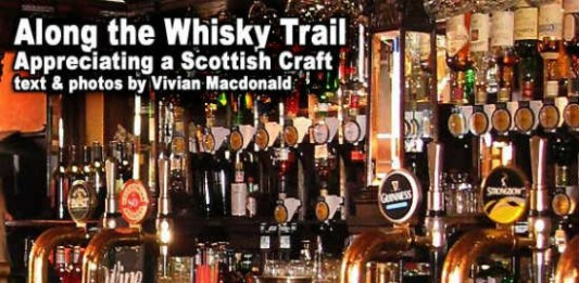 Along the Whisky Trail: Top Scottish Craft