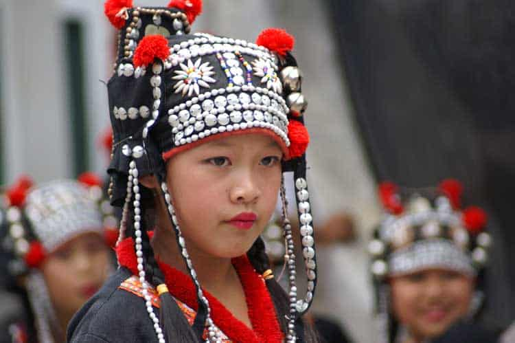 Thailand is home to several indigenous hill tribes, including the Akha, the Karen, Hmong and more.