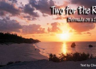 Traveling in Bermuda