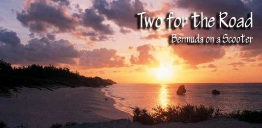 Bermuda by Scooter: Two for the Road