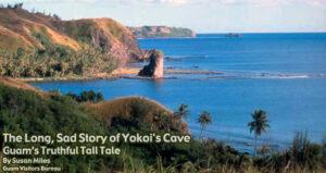 The Long, Sad Story of Yokoi's Cave: Guam