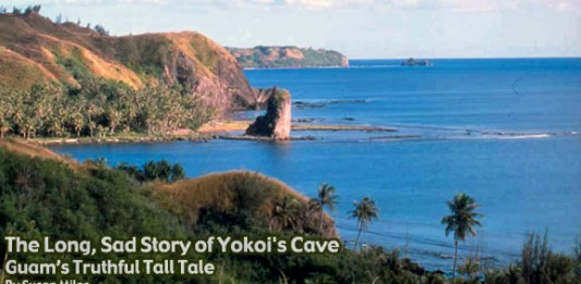 The Long, Sad Story of Yokoi's Cave: Guam