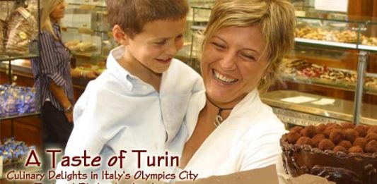 A Taste of Turin: Culinary Delights in Italy's Olympics City