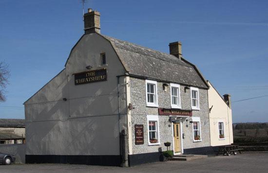 Wheatsheaf Restuarant in England
