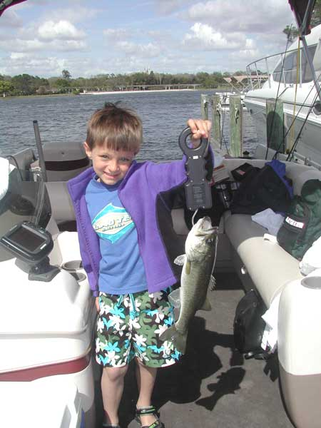 Fishing at Walt Disney World
