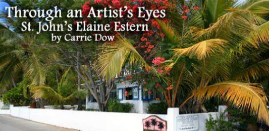 Through an Artist's Eyes: St. John's Elaine Estern
