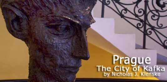 Prague: The City of Kafka