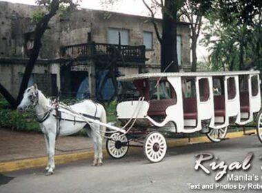 Manilla's Rizal Park