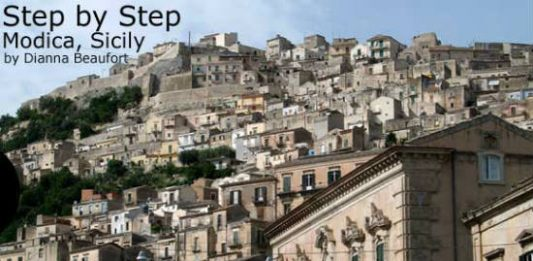 Step by Step: Modica, Sicily