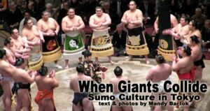 When Giants Collide: Sumo Culture in Tokyo