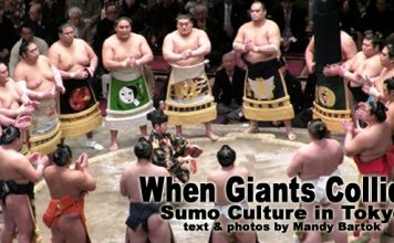 Sumo culture in Japan