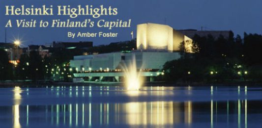 Helsinki Highlights: A Visit to Finland's Capital